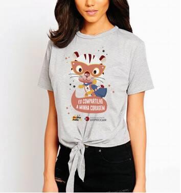 camiseta t-shirt nózinho