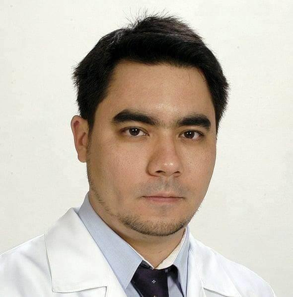 Físico médico, especialista em radioterapia, Pedro Iwai